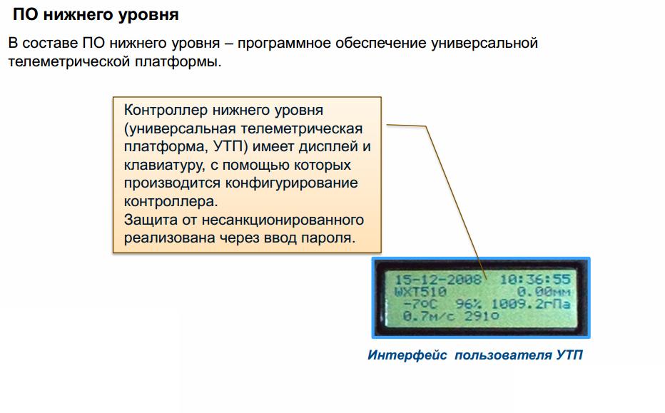 36 САП система радиационного контроля и мониторинга