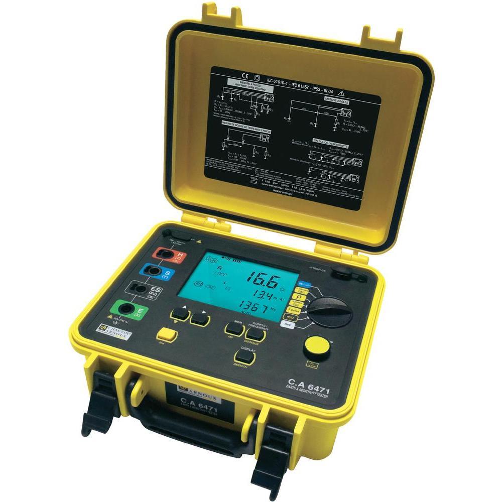 C.A-6471-1 Электротехническая лаборатория ЭТЛ 10СП