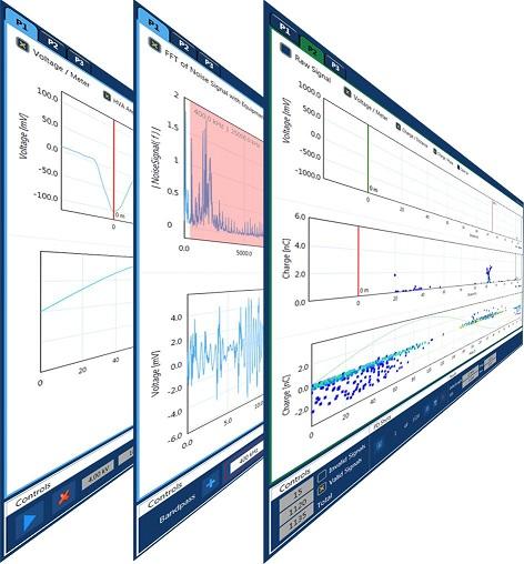 PD-b2-suite PD, PD/TD установки диагностики СПЭ кабелей и регистрации ЧР