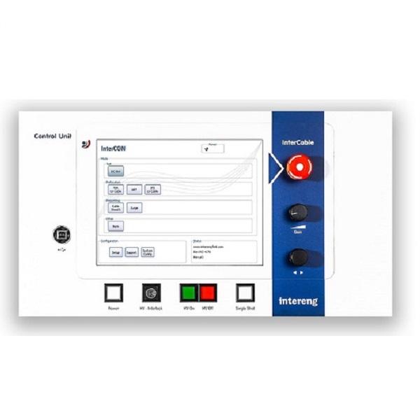 Панель управления RX600