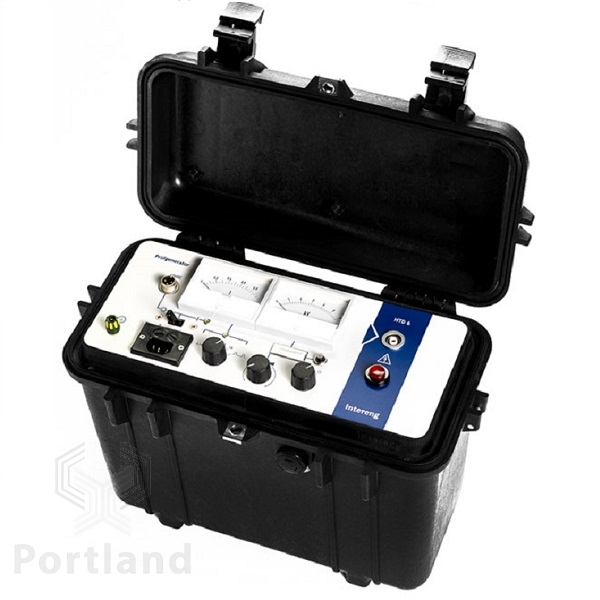 HTD6 генератор для определения мест повреждений оболочки кабеля