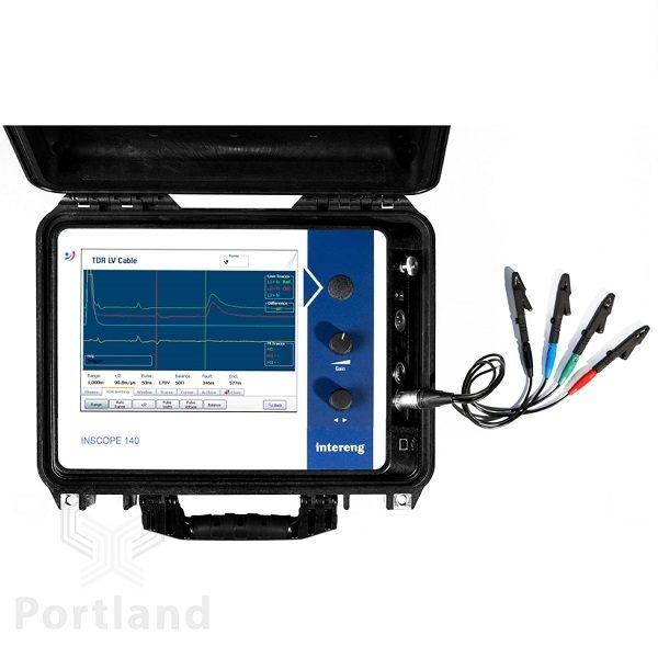 InterFlex 140 3-фазный рефлектометр для поиска повреждений силовых кабелей