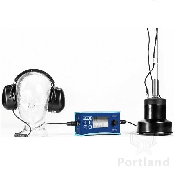 Kamphone N универсальный акустический прибор для точной локализации повреждения кабелей